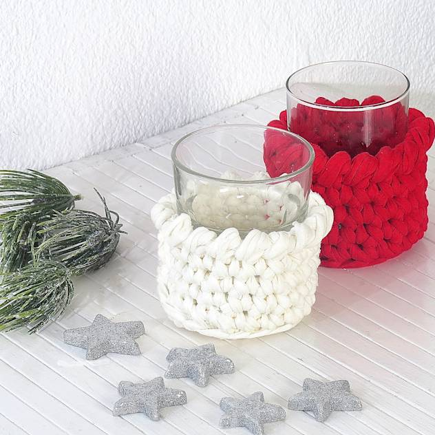 nordic santa light red : Scandinavian Accessories & decoration by em.do nordic style