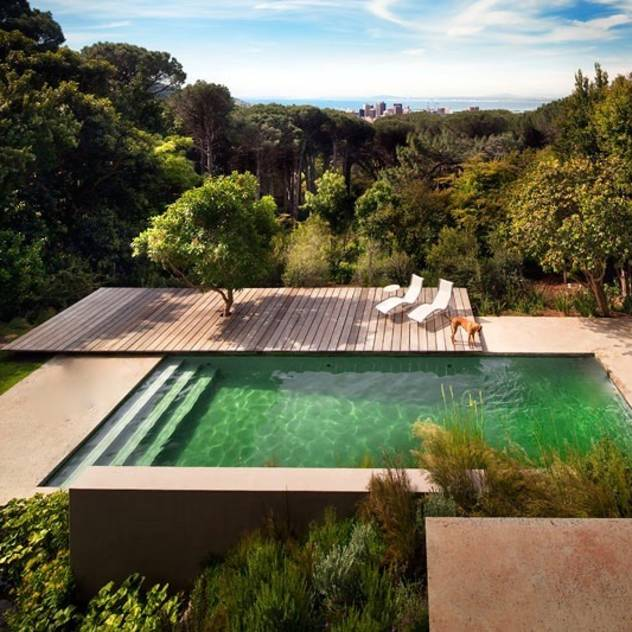 Aussenanlage in South Africa : Moderne Pools von Paul Marie Creation