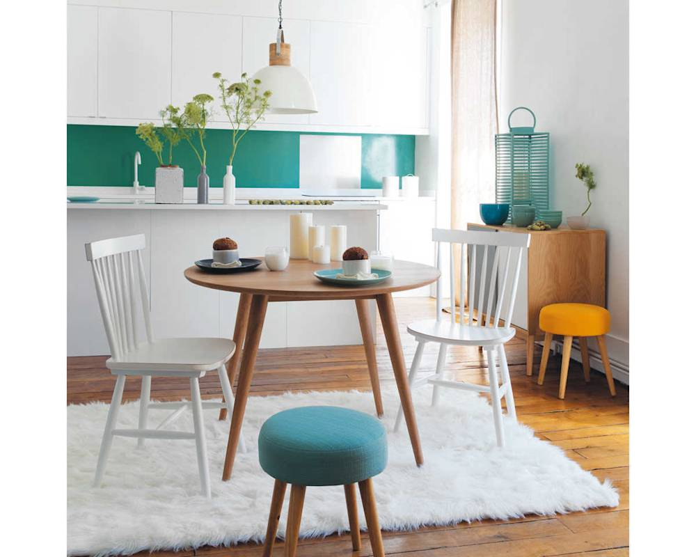 Scandinavian eating : Mesas Escandinavo de 99chairs