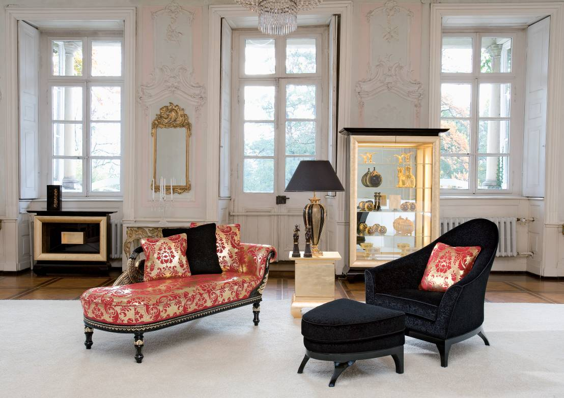 ottomane chaiselongue r cami re und co. Black Bedroom Furniture Sets. Home Design Ideas