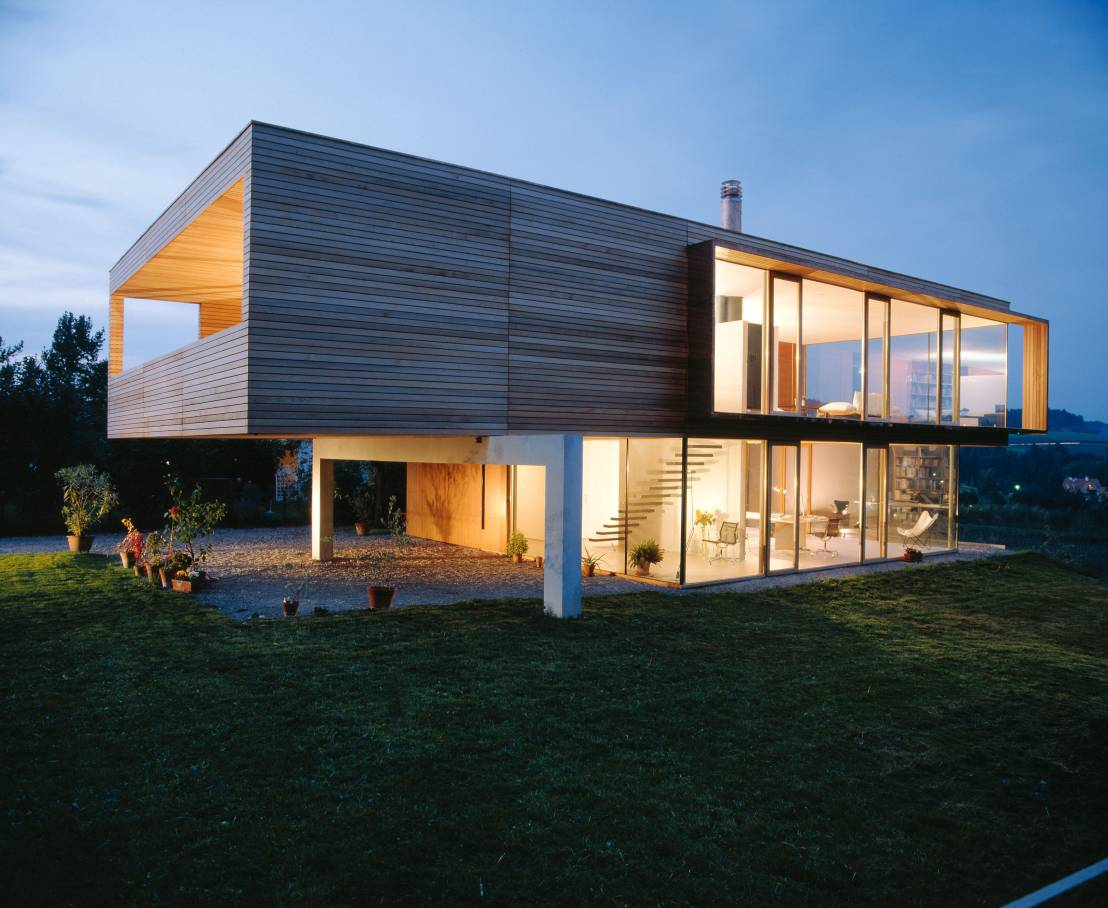 Cubist architecture for What is a modern house