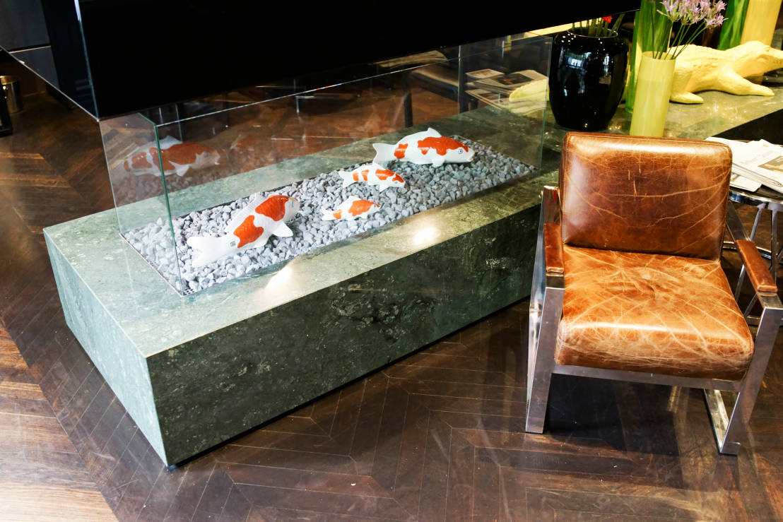 coole ideen f r ein aquarium. Black Bedroom Furniture Sets. Home Design Ideas