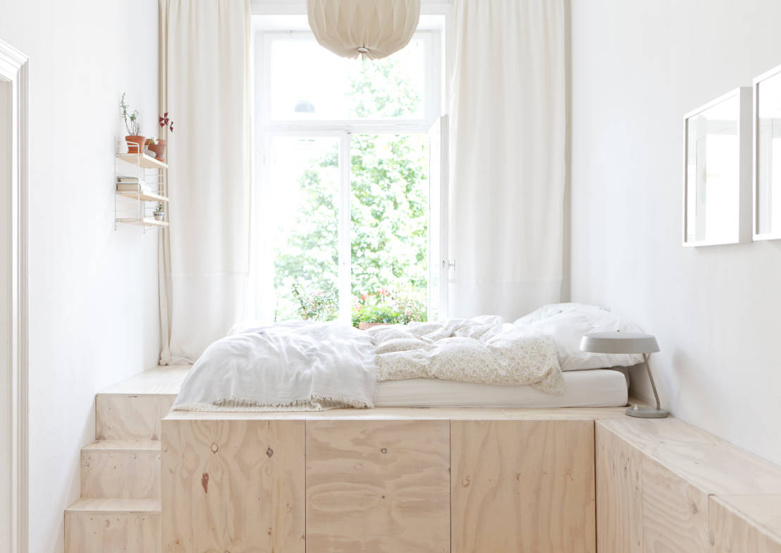 6 tipps wie du licht in dunkle r ume bringst. Black Bedroom Furniture Sets. Home Design Ideas