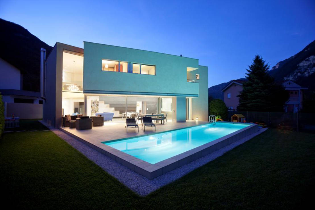 Luxury homes for Moderne architektur villa