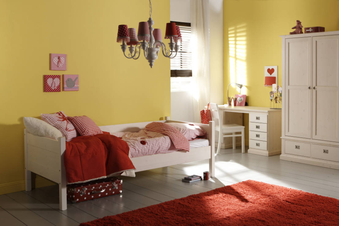 kinderzimmer farben und ihre wirkung. Black Bedroom Furniture Sets. Home Design Ideas