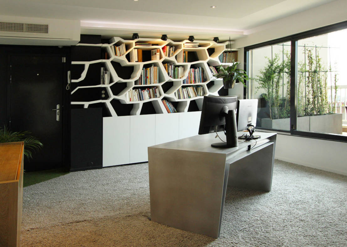 dicas para ter um home office pr tico e lindo. Black Bedroom Furniture Sets. Home Design Ideas