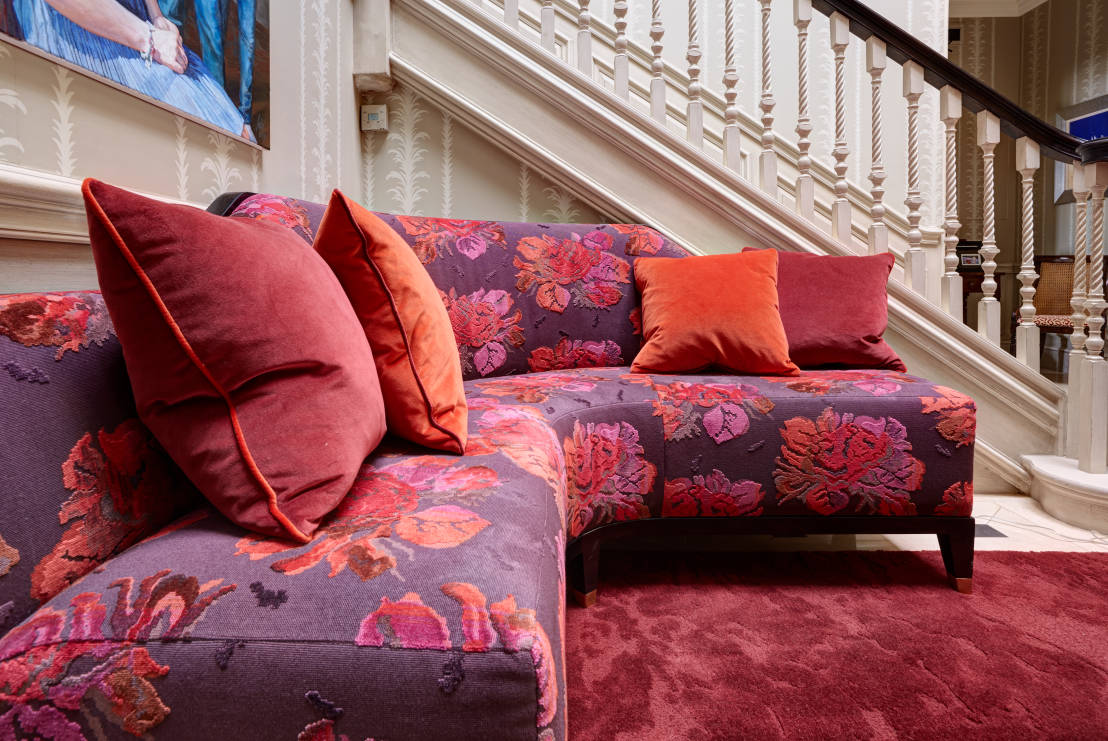 Choosing The Perfect Sofa For A Small Living Room