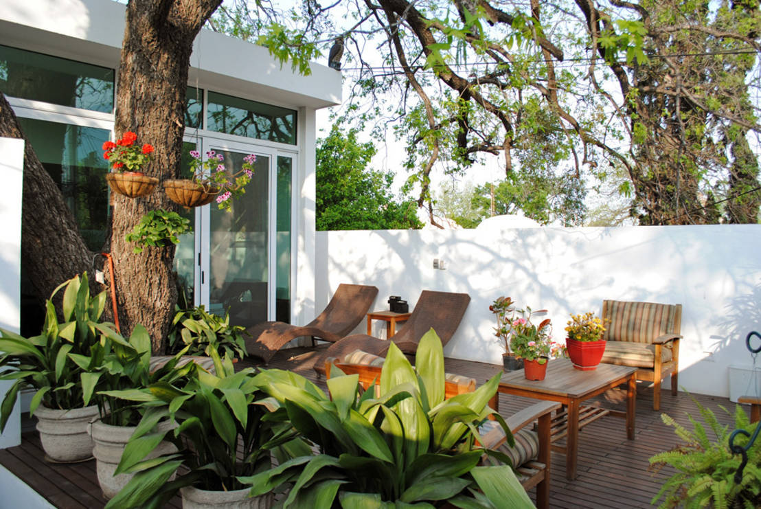 6 ideas frescas para jardines peque os for Ideas jardin