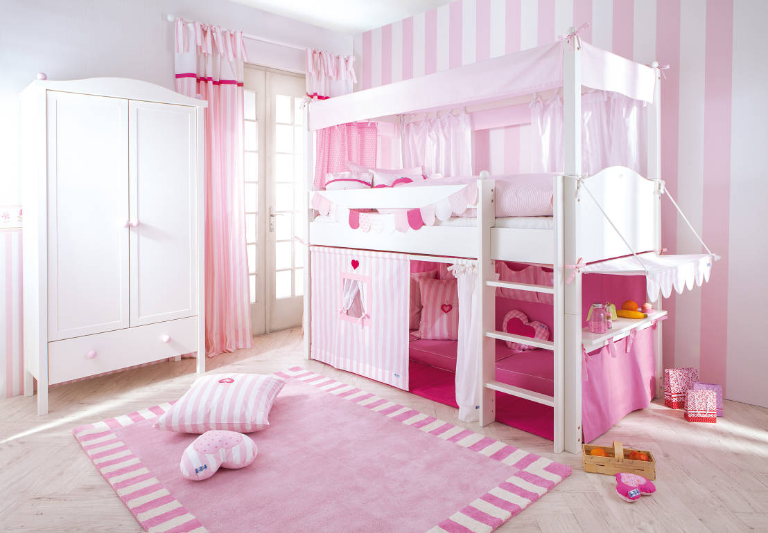 kinderzimmer ideen rosa ~ digrit for .