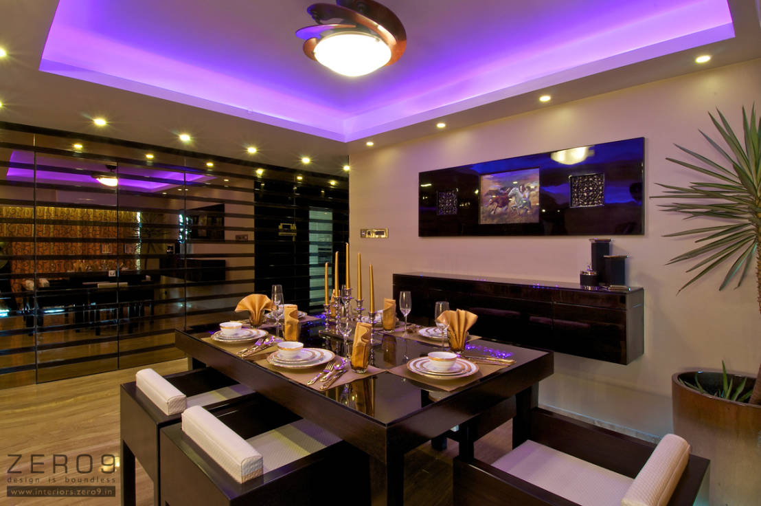Elegant lighting ideas for your dining room for B q dining room ideas