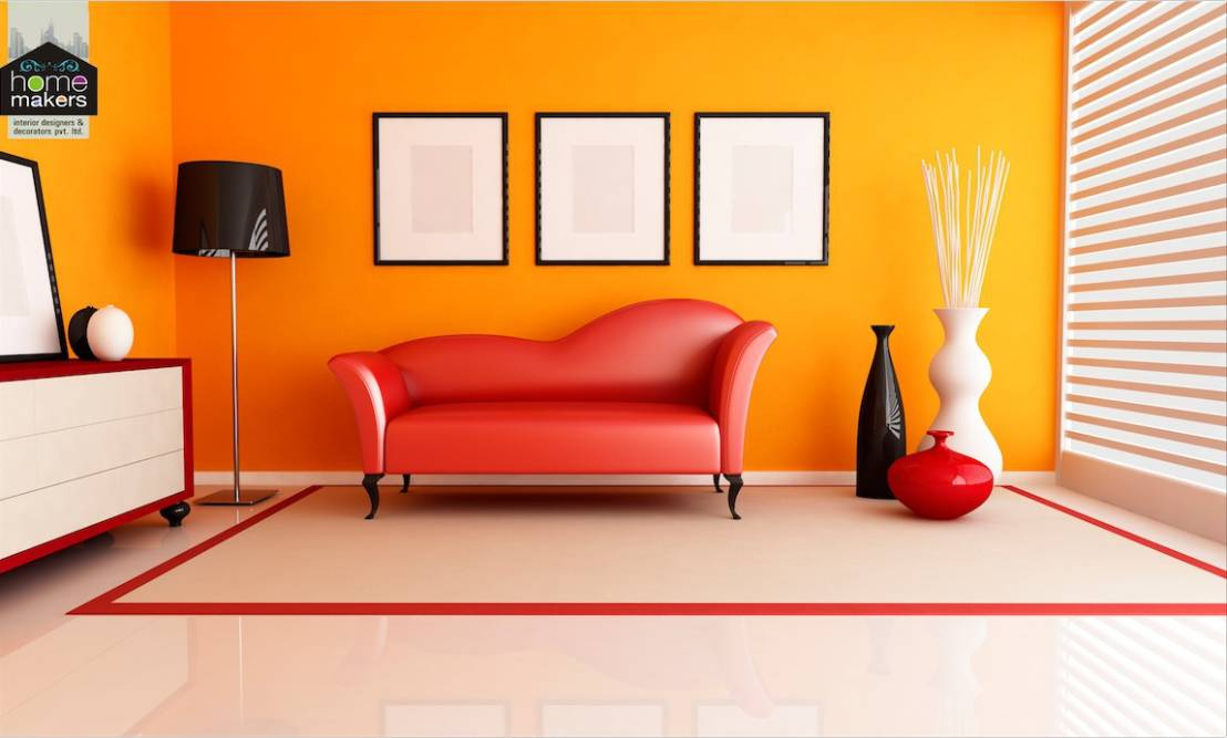 The secrets of painting a wall evenly Home makers interior designers decorators pvt ltd