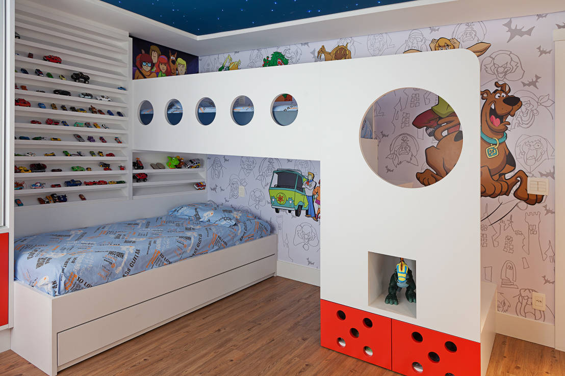 Moderne kinderzimmer f r coole kids for Moderne kinderzimmer
