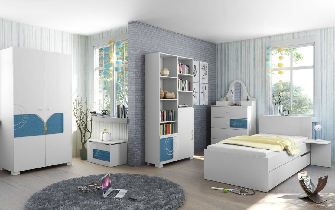 10 extraordinaires chambres de fille for Chambre fille fashion