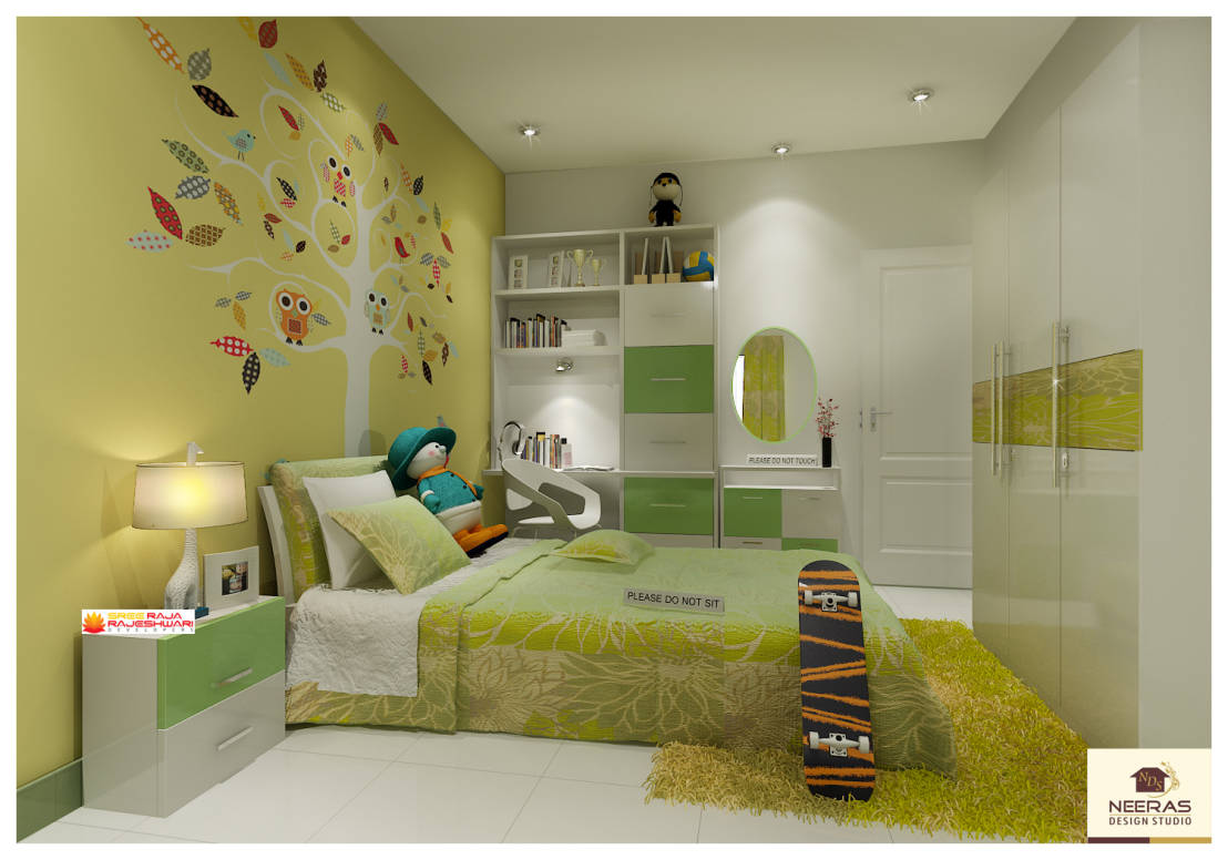 Choose the perfect feng shui colour for your bedroom - Perfect feng shui bedroom ...