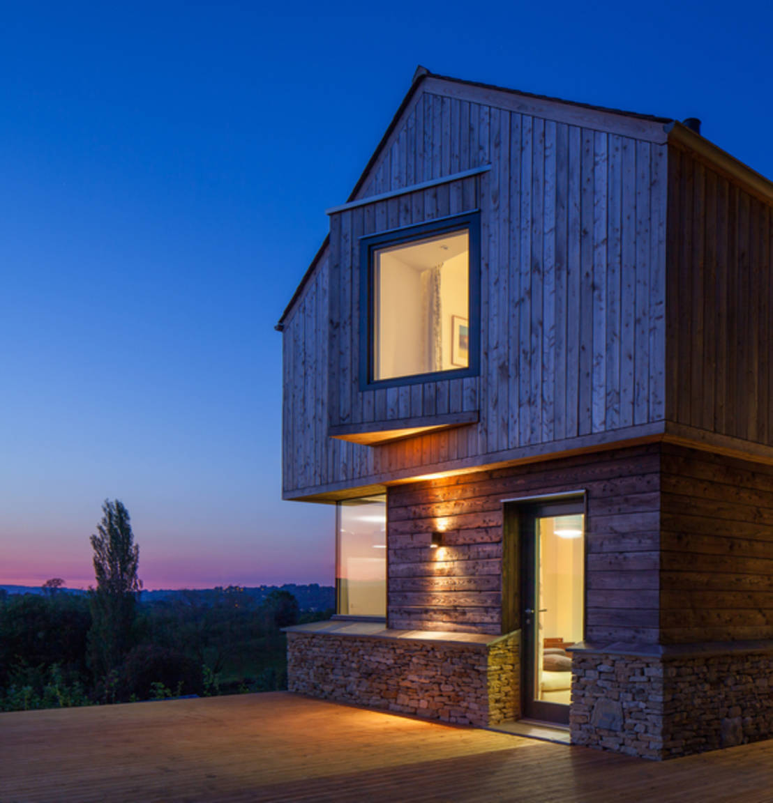 Homify 360°: Newly Built Eco-Home