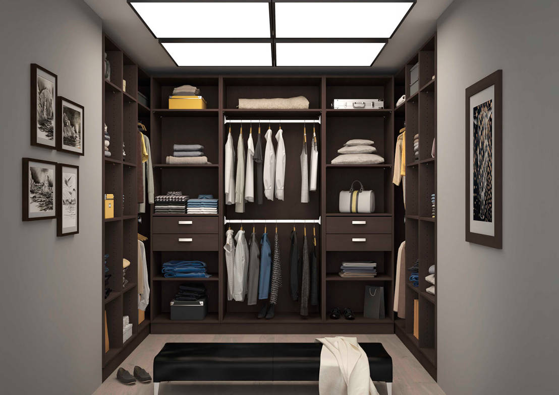 comment cr er le dressing parfait. Black Bedroom Furniture Sets. Home Design Ideas
