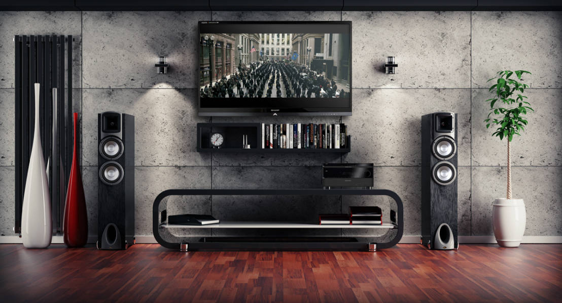 tv wand mit gipsplatten gestalten. Black Bedroom Furniture Sets. Home Design Ideas