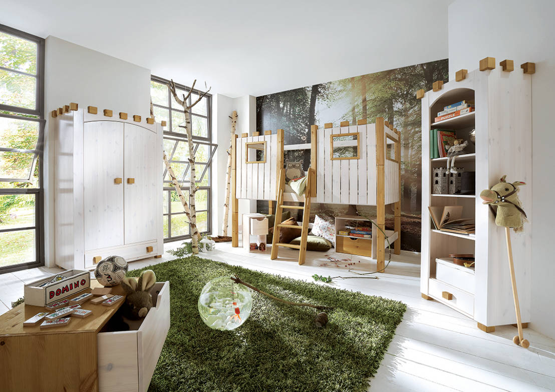Slaapkamer Inspiratie Natuur : For Every Child a Bed