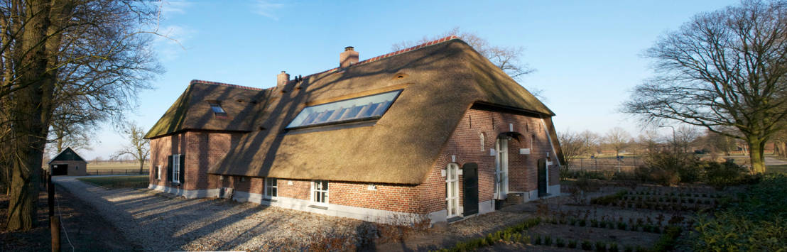 Maisons rurales par reitsema & partners architecten bna