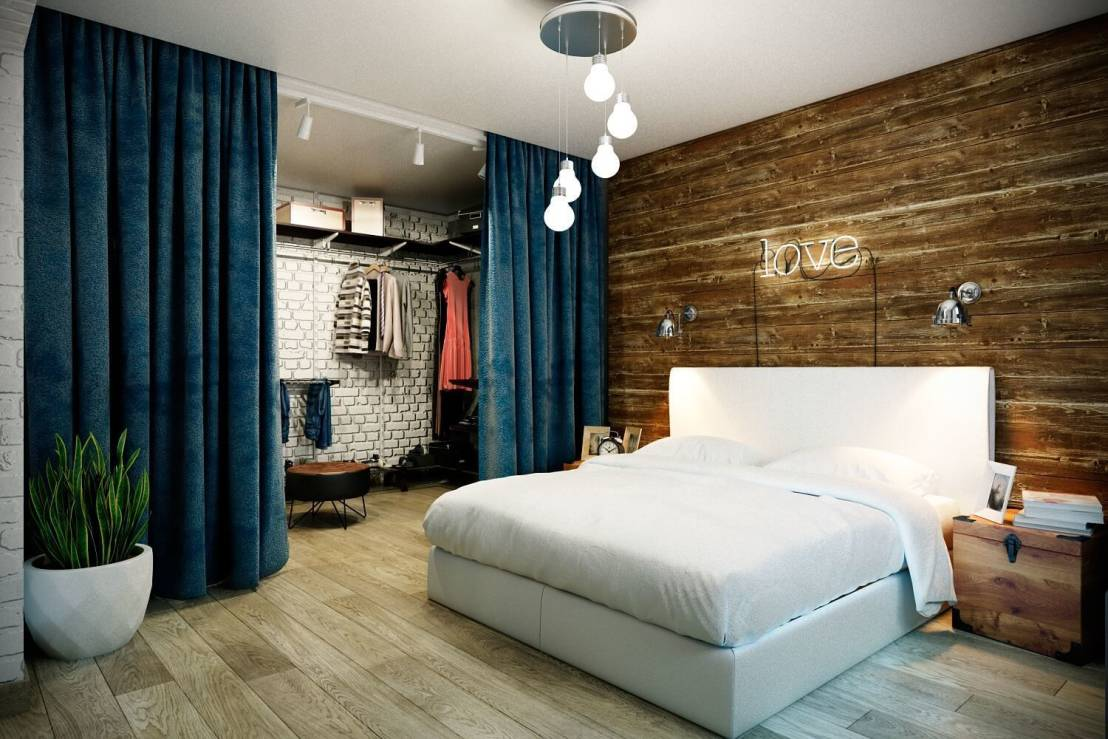 The easy way to design a closet in your bedroom for Ways to design your bedroom