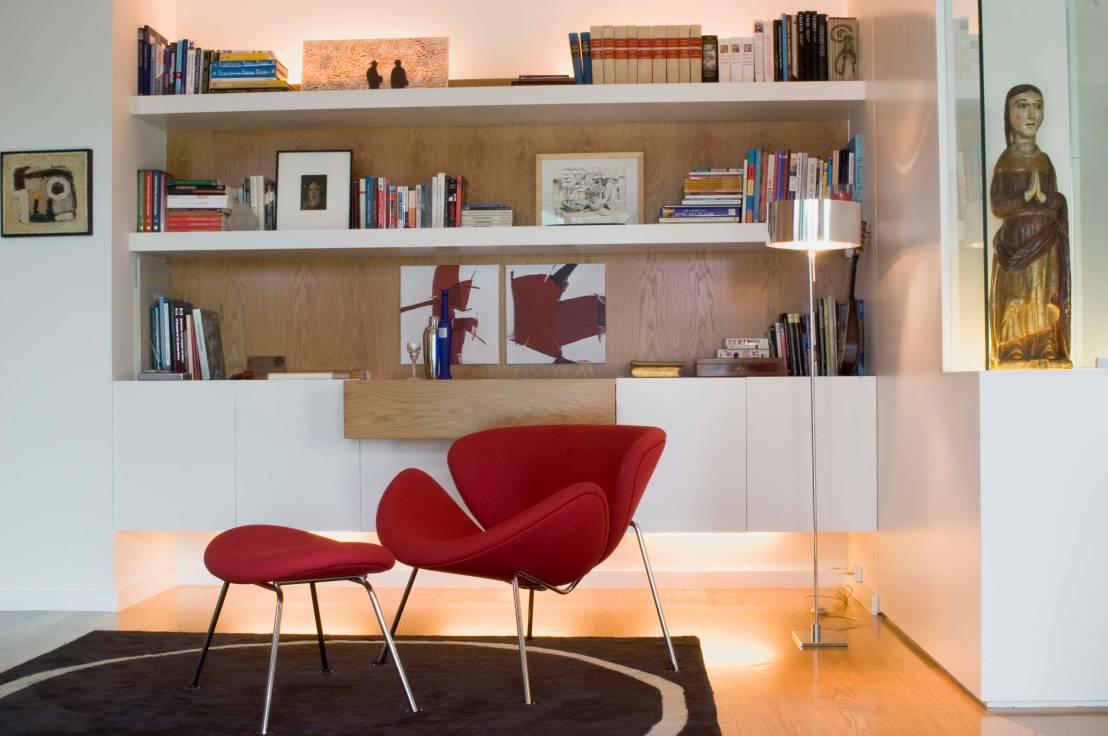 10 muebles de dise o exclusivo for Diseno de muebles para libros