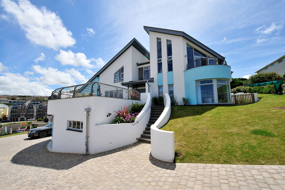 Luxury Beach Houses To Rent In Cornwall