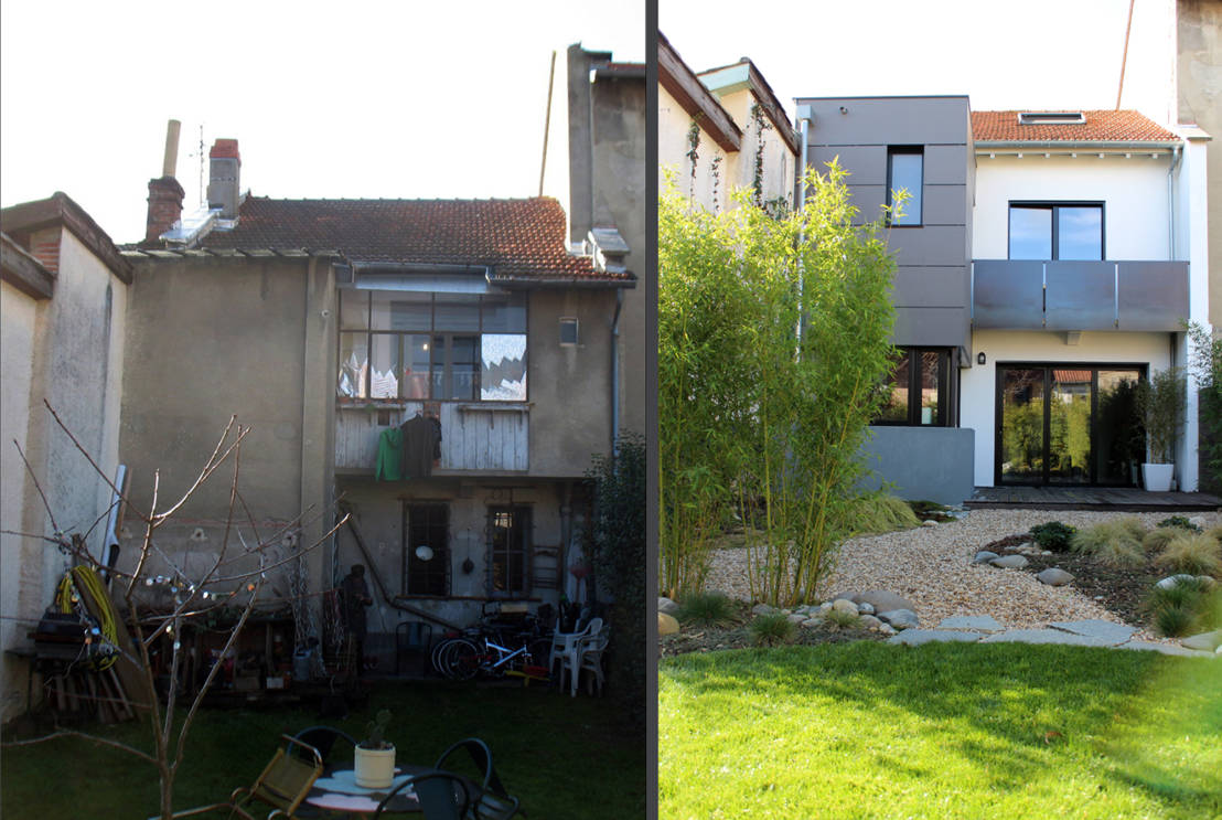 Homify 360 r novation toulouse - Renovation maison avant apres travaux ...
