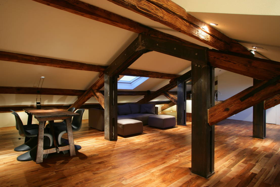 Expert tips to turn your attic or loft into a reading room