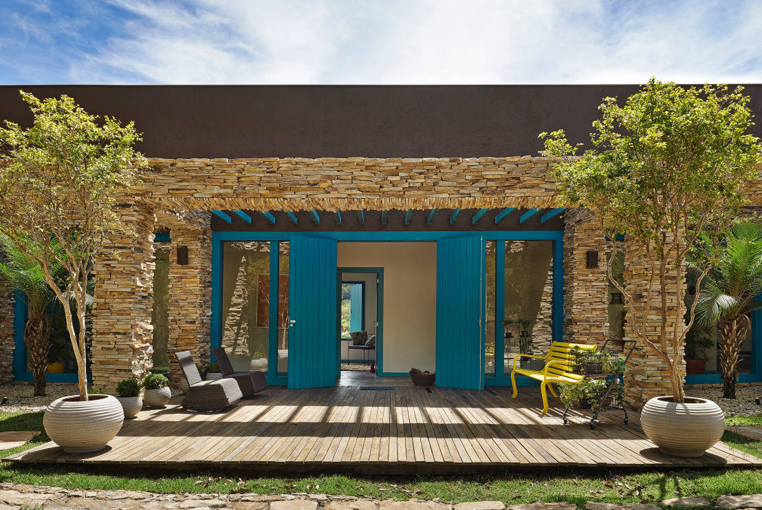 10 casas de campo de ensue o for Casas de ensueno interiores