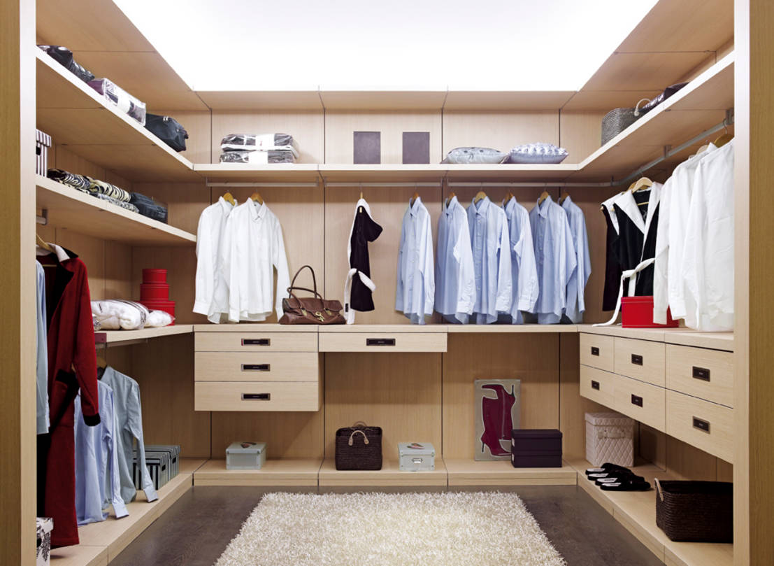C mo organizar tu cl set 8 tips geniales for Closet minimalistas para recamaras