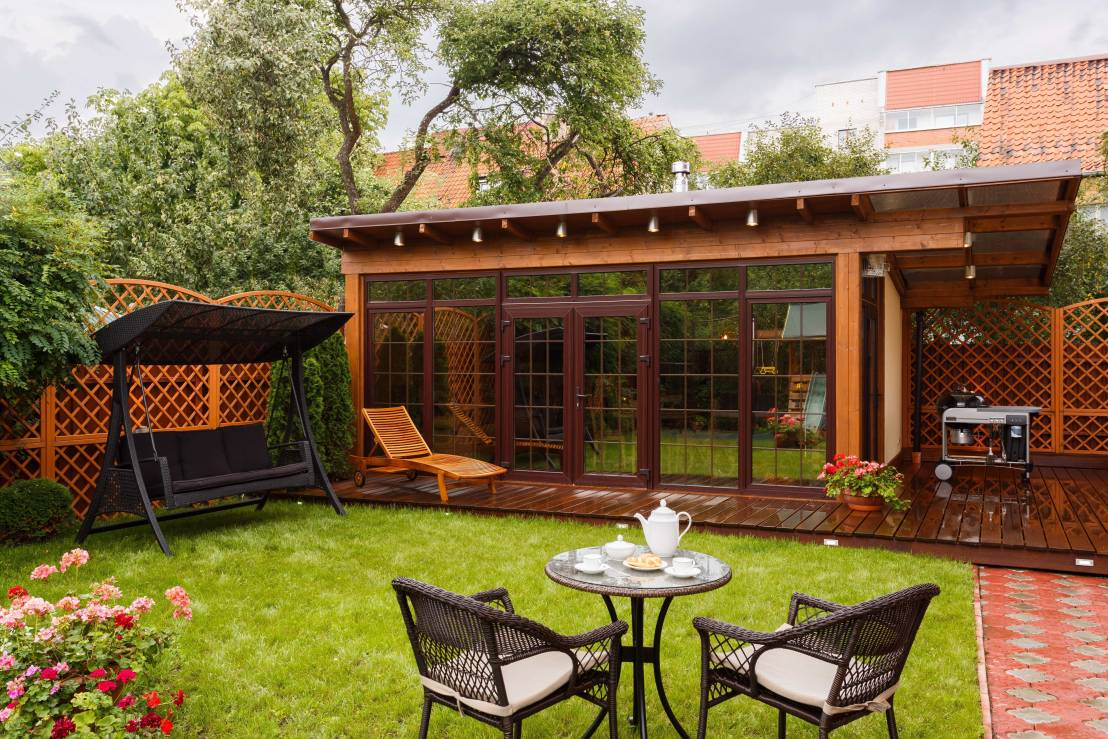 16 garden rooms your neighbours would want to copy for Your garden room