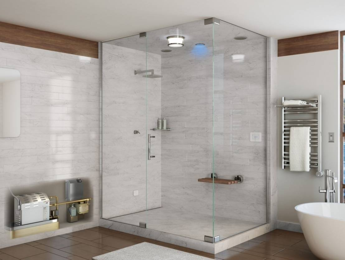 6 Modern Bathroom Showers