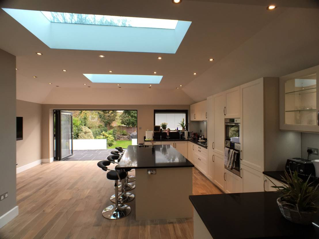 Homify 360 6m extension for a growing family for Dining room extension ideas