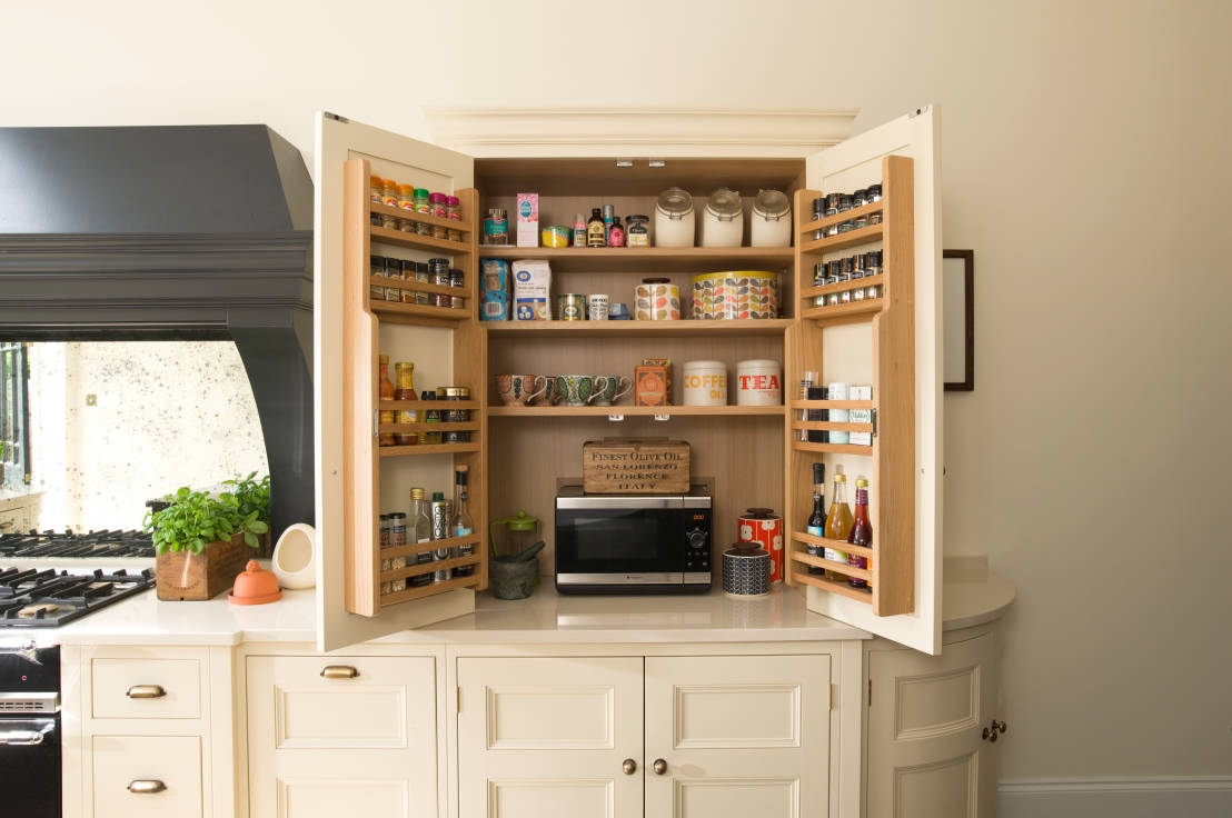 Home and office pantry designs for Kitchen design kent