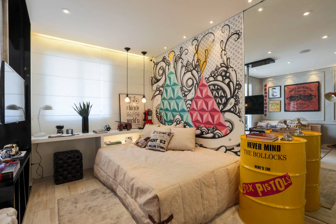 Funky Bedroom Ideas