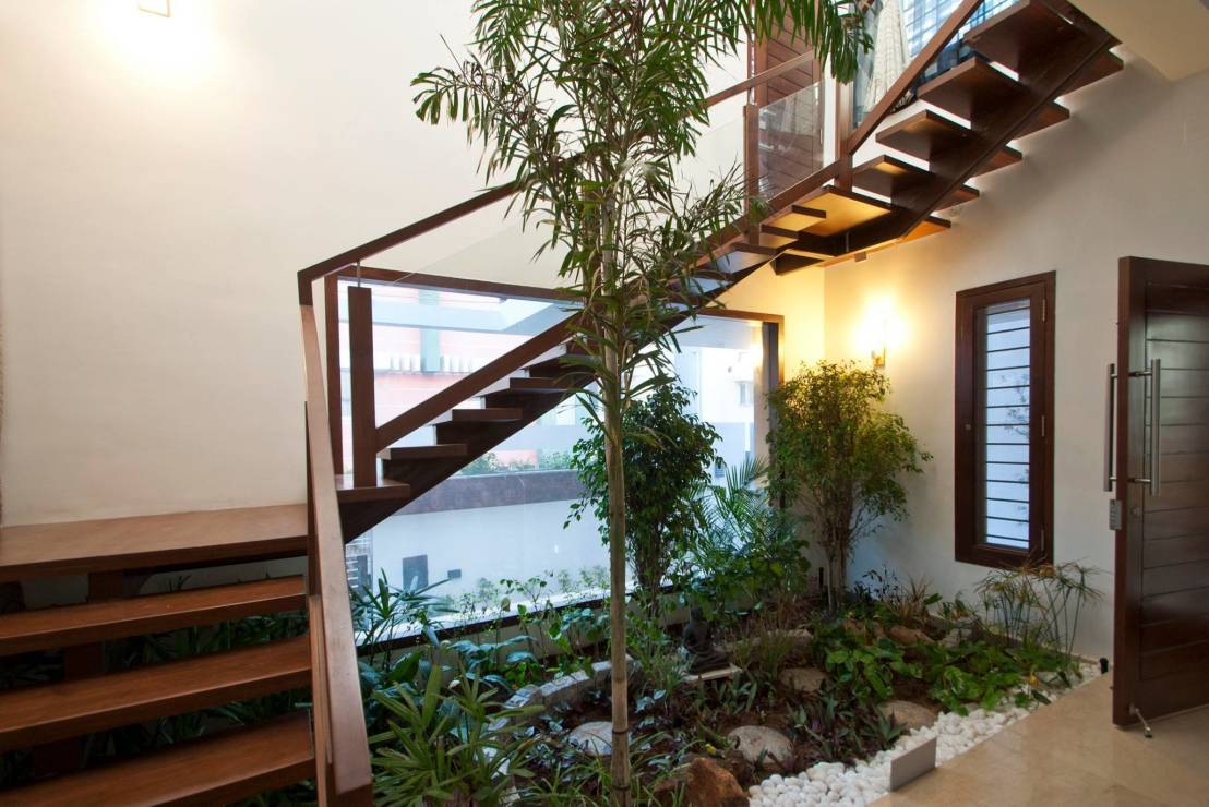 Murali architects - Escaleras para jardin ...
