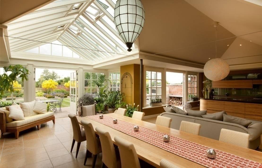 10 Modern Conservatory Furniture Ideas