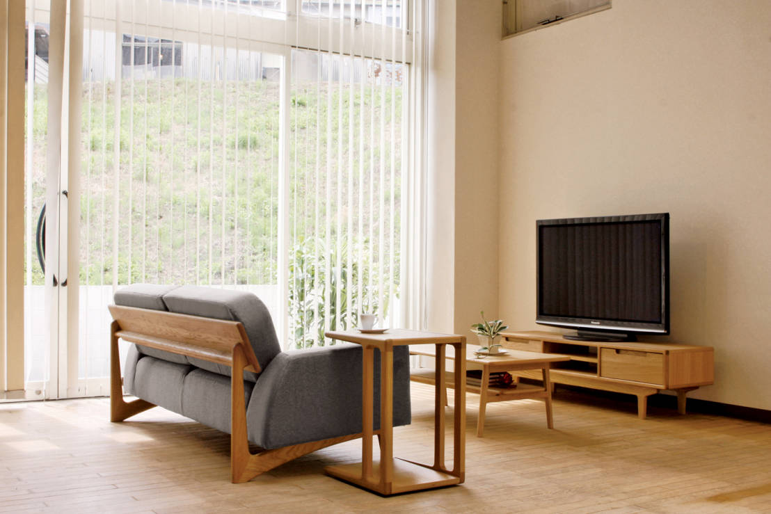Salas modernas 10 ideas con madera for Ideas salas modernas