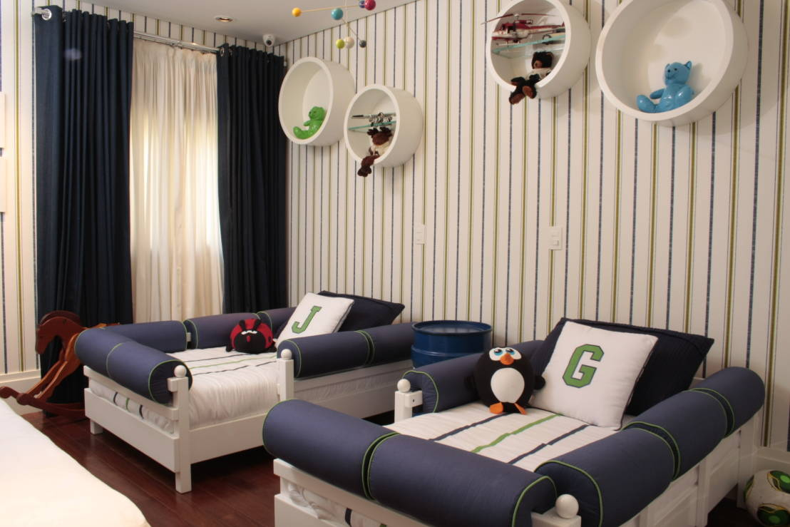 10 ideas para decorar rec maras infantiles for Recamara infantil nino