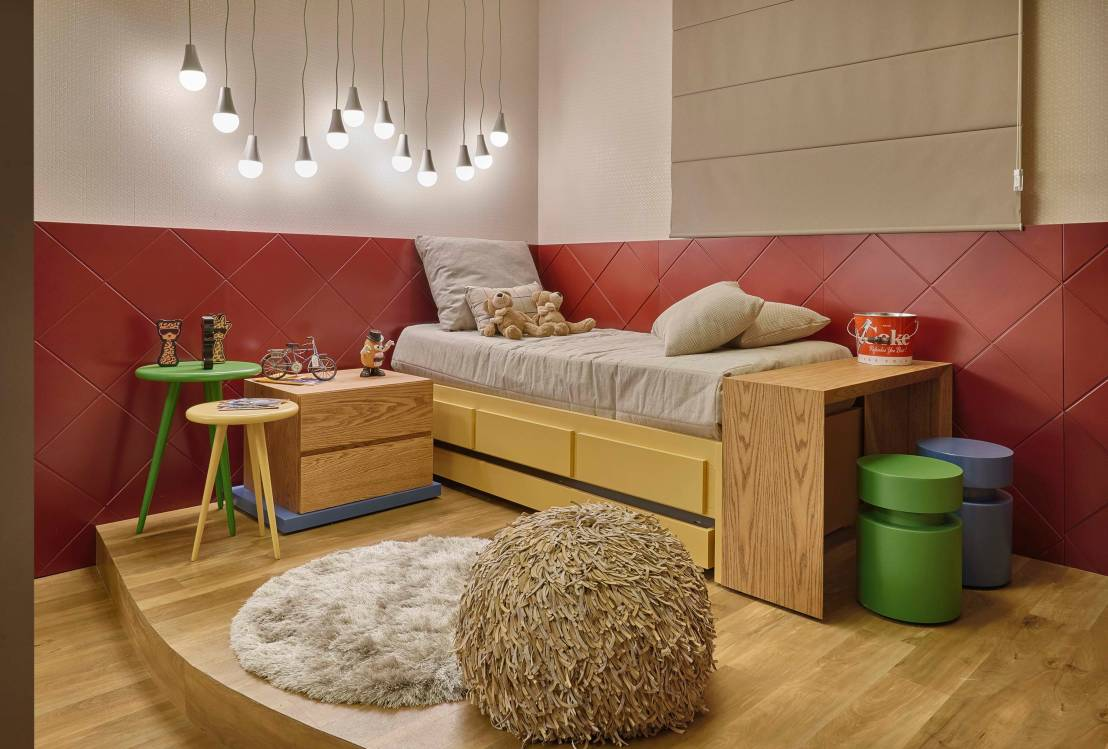 10 ideas para decorar rec maras infantiles for Decoracion de iluminacion interior