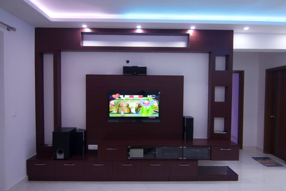 Make a style statement with your home - Wall units for living room mumbai ...