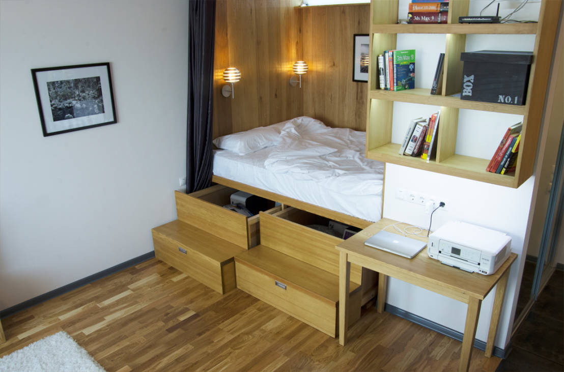 16 problem solving space savers for small bedrooms