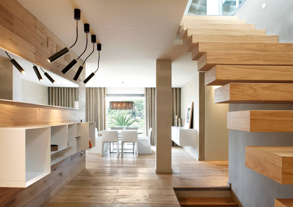 6 ideas para decorar casas modernas for Ideas de casas modernas