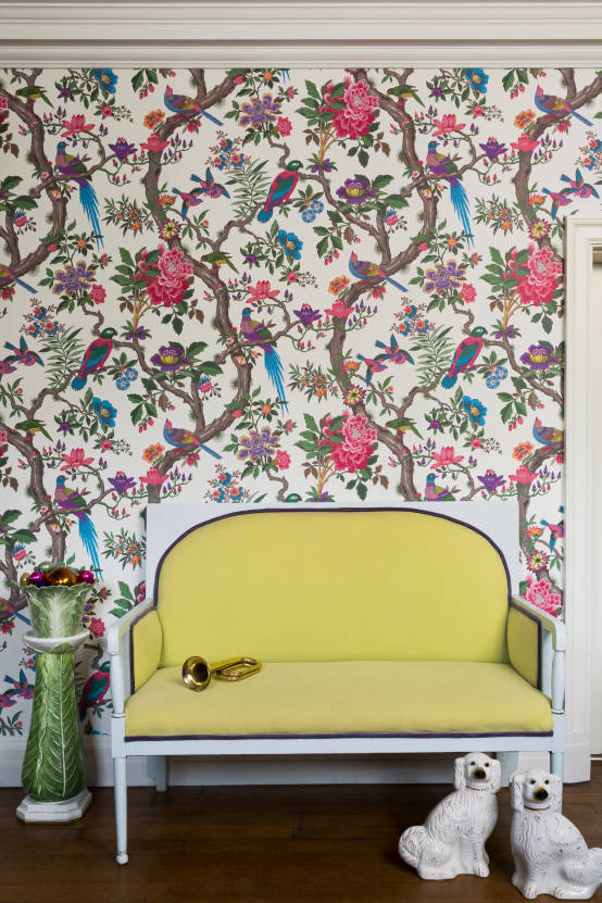 Cole & Son Wallpaper - Mister Smith interiors : Tapety od Mister Smith Interiors