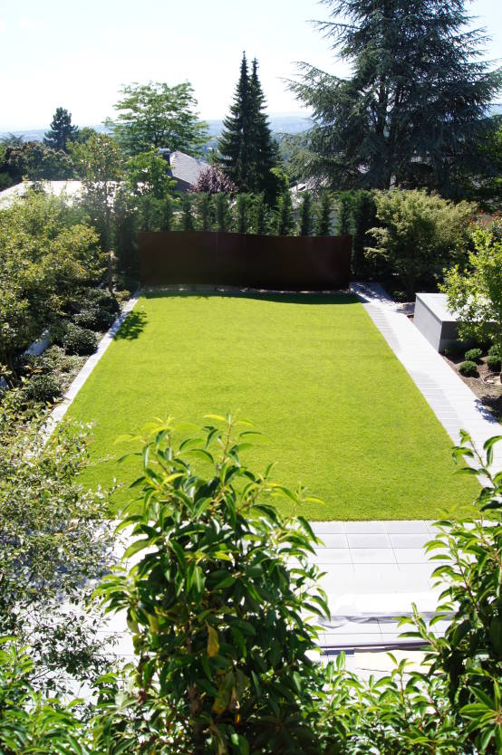 how to make a turf cricket pitch in your backyard