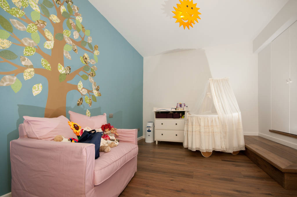 modern kinderzimmer bilder von fareformeabitate homify. Black Bedroom Furniture Sets. Home Design Ideas