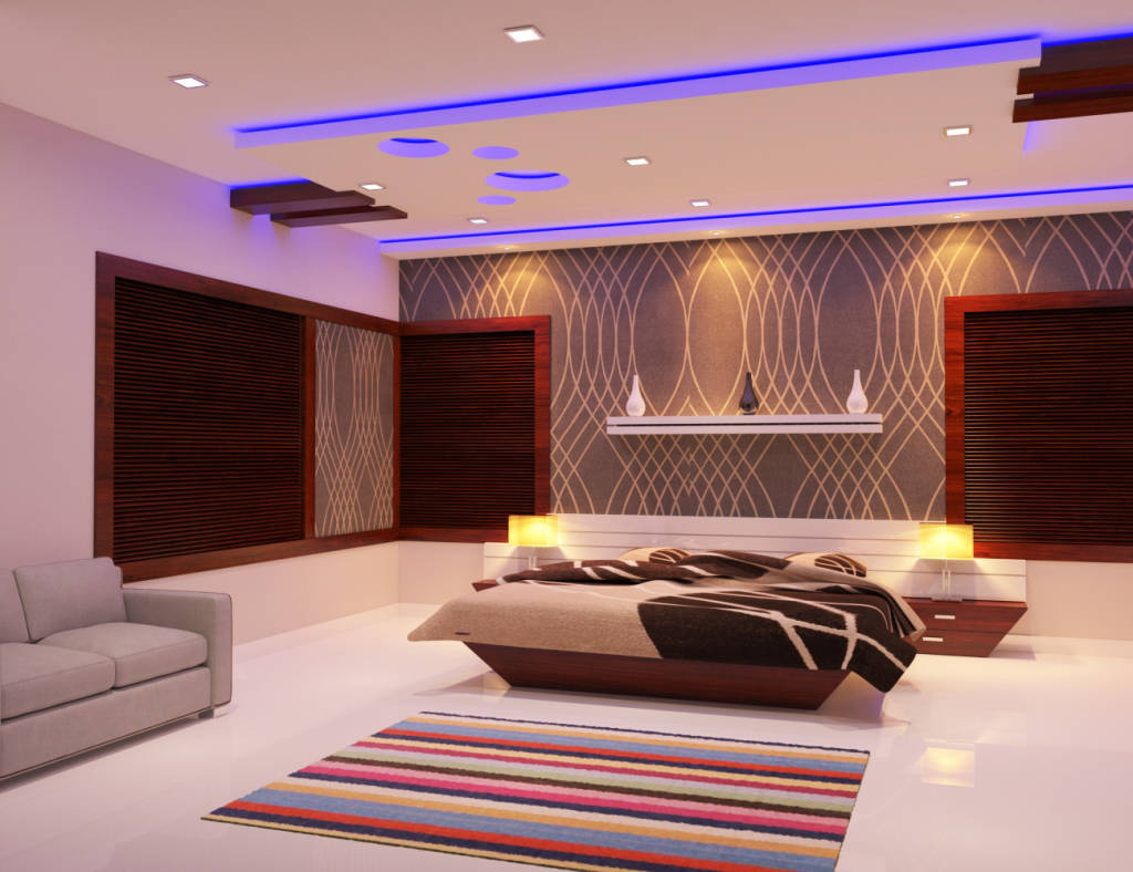Modern living room photos full home interior latest for House interior design nagercoil