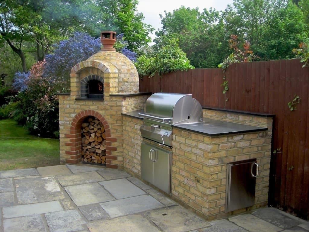 outdoor kitchen translation missing enstylegardenmediterranean garden by design - Garden Designs Ideas