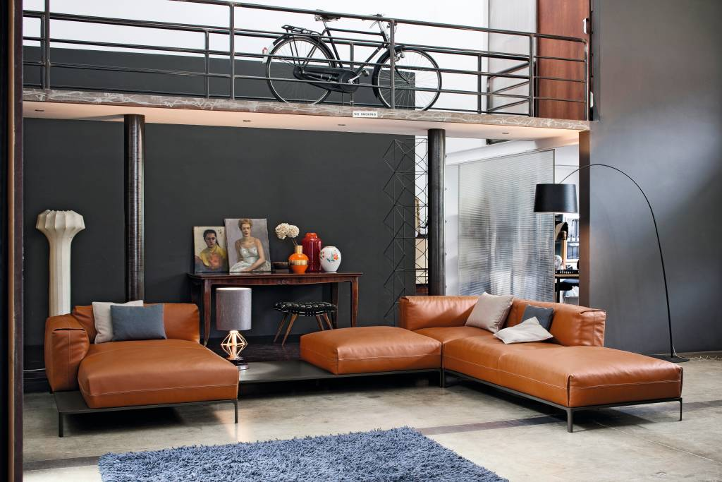 industrial design doimo sofas metropolis. Black Bedroom Furniture Sets. Home Design Ideas
