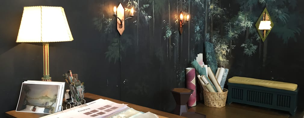 17 Pictures That Prove Wallpaper Is Making A Big Comeback